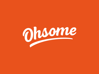 Ohsome Logotype