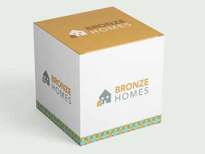 Bronze Homes - Branding & Packaging exploration