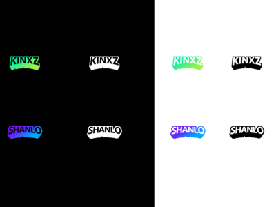 Logos for Twitch.tv channels