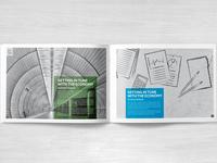 Chase Saunders - Brochure design