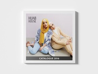 Hijab House – Catalog Design