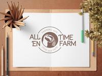 All En Time Farm Logo