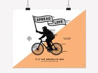 Spread Love - Artcrank