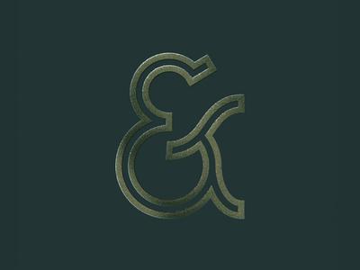 Custom Ampersand