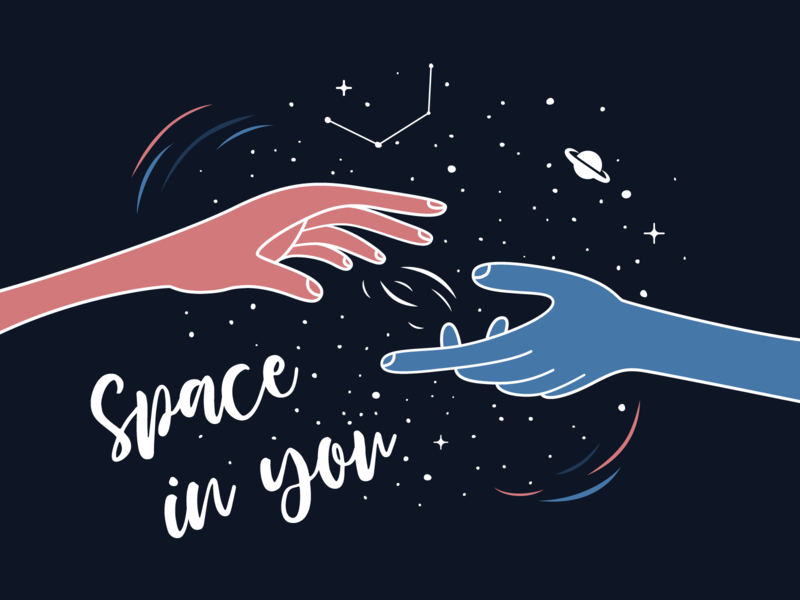 Space in you
