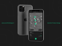 Product Design: Motorcycle Riding App