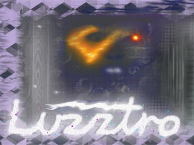 Luzztro Nightclub Again poster design graphic design techno art techno music dystopian technoir typography poster art poster nightclub poster nightclub