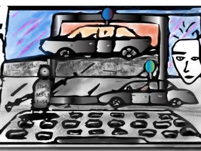 Vehicles, computing and robots