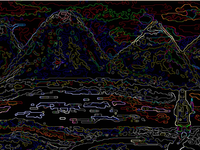 Neon Fantasy Land