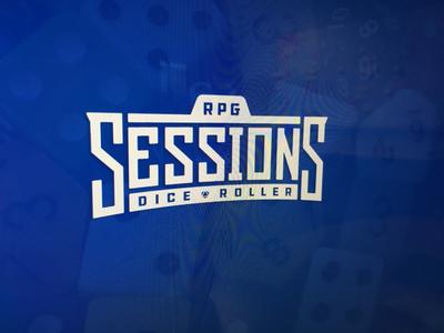 Sessions Logo brand games vector logo