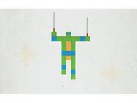 Simple Pixel Leonardo