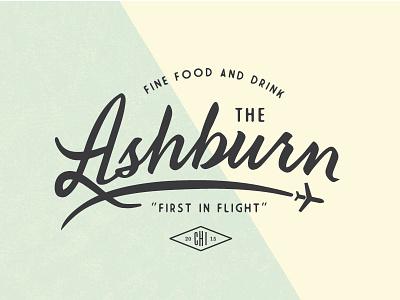 first in flight airport drink food flight restaurant chicago plane lettering logo