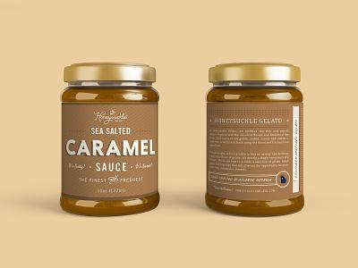 It's Salty, It's Sweet! identity branding design logos lettering atlanta southern branding concept sweet caramel typeography packaging design packaging