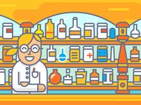 Be my pharmacist