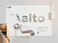 Artek e-commerce