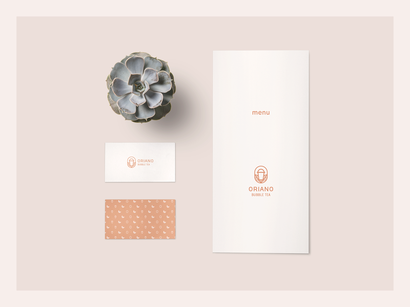 O + Cup + Tea - This concept is for sale. branding