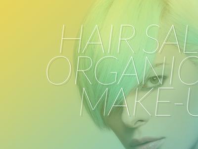 Salon - Health & Beauty theme for WordPress - Coming Soon photography typography theme template wordpress beauty health