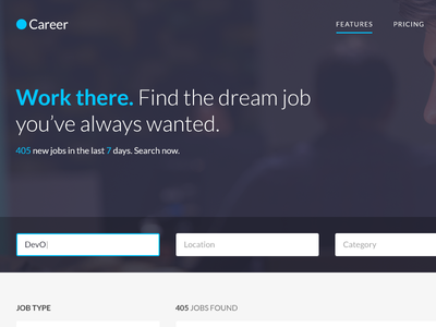 Career - Job Board WordPress Theme