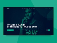 Rhyme - Upcoming WordPress theme for musicians