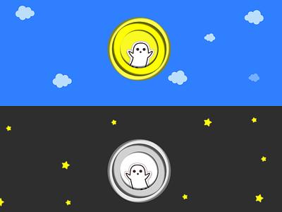 ghost illustration digital art vector