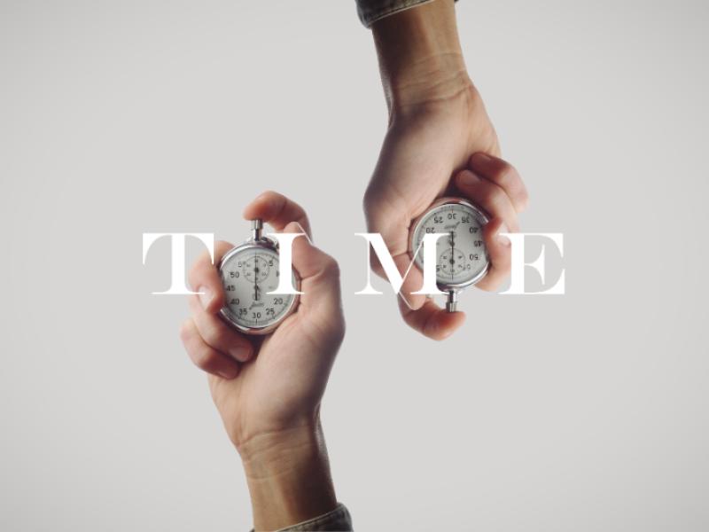 Time dribbble photography art design ui wallpaper
