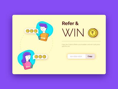 Refer & Win