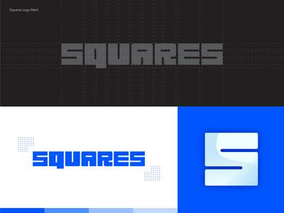Squares Logo Mark