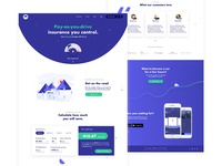 Cuvva UI Marketing Website