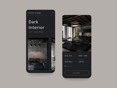 Interior Designers App
