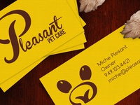 Pleasant Pet Care Identity