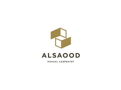 Alsaood logo mark carpentry john dervishi