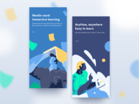 Guide pages - Educational App