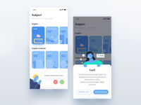 Home page - Educational App
