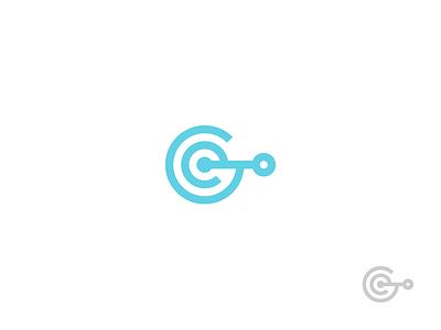 Ge Data & Security lock key security identity it data mark branding