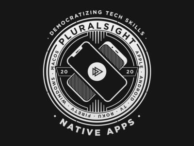 Native Apps Team Swag swag logo