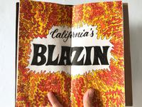 California's Blazin