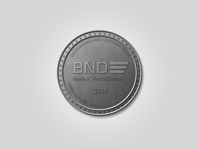 100 Years BND Coin (WIP)