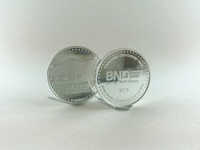BND 100 Year Anniversary Limited Edition Silver Coin