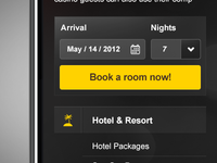 Book a room now!