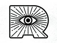 White RLD Logo