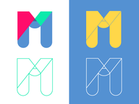 M as in Matsa: My personal logo