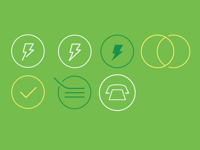 Icon system icons outline illustrator circle