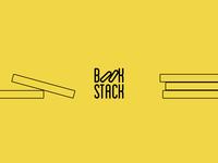 Bookstack Logo concept