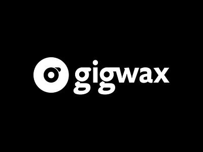 Gigwax Logo gigwax logo nyc