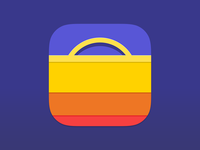 Markett app iOS icon