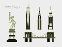 NYC Pins