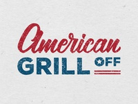 American Grill Off Logo