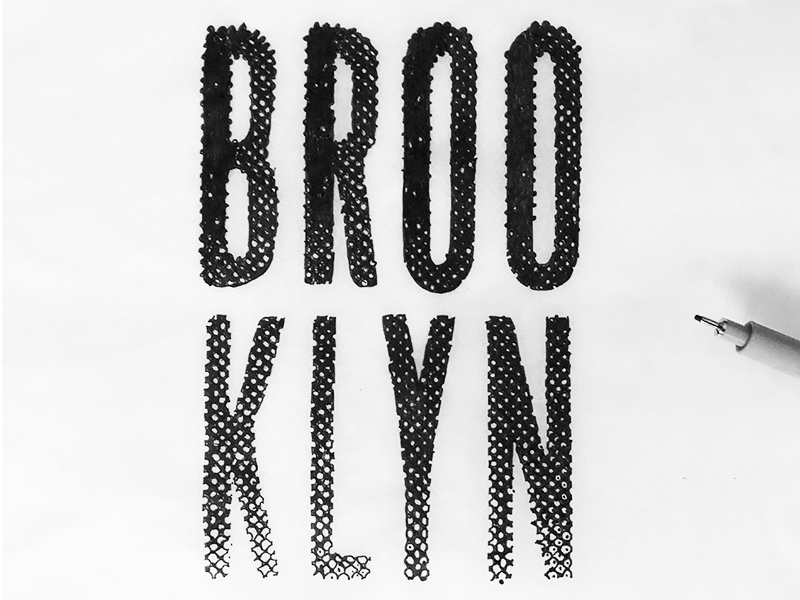 Brooklyn dribbble