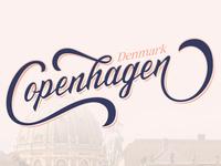 Copenhagen Lettering