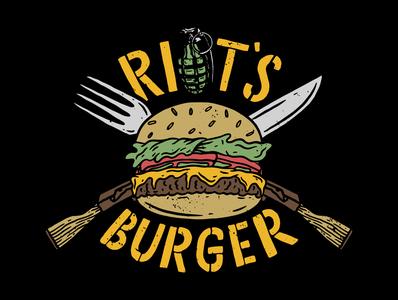 Riot's Burger